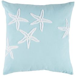 Coastal Home Southhold Starfish Decorative Pillow