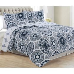 Elise & James Home Amara Quilt Set