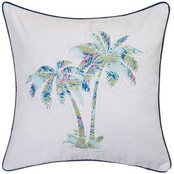 Red Pineapple Summer Dream Arabel Decorative Pillow