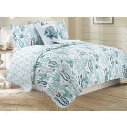 Coastal Home Hellen Quilt Set