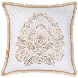 Coastal Home Olivia Medallion Decorative Pillow