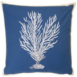 Coastal Home Canton Coral Reef Decorative Pillow