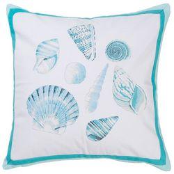Coastal Home Avoca Shells Decorative Pillow