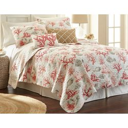 Elise & James Home Caledonia Quilt Set