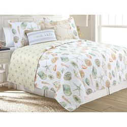 Coastal Home Rhodes Shore Quilt Set
