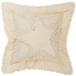 Coastal Home Rhodes Shore Starfish Decorative Pillow