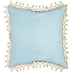 Red Pineapple Selena Elora Decorative Pillow