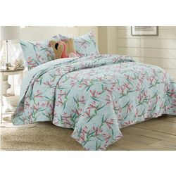 Coastal Home Marina Quilt Set
