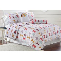 Elise & James Home Teeny Bikini Quilt Set