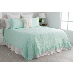 Elise & James Home Rosie Ultra Soft Quilt Set
