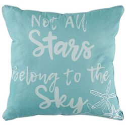 Elise & James Home Not All Stars Decorative Pillow
