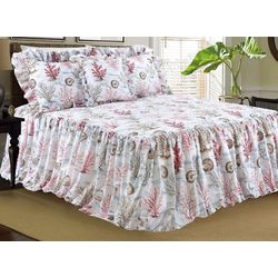 Elise & James Home Bonita Ruffle Bedspread Set