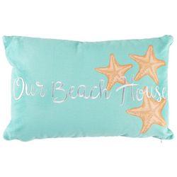 Elise & James Home Our Beach House Decorative Pillow