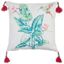 Coastal Home Lauren Birds Decorative Pillow