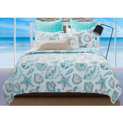 Greenland Home Fashions Cruz Quilt Set