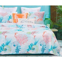 Greenland Home Fashions Sarasota Quilt Set