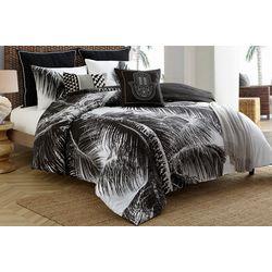 Caribbean Joe Palm Tree Comforter Set