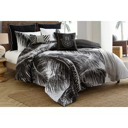 Caribbean Joe Palm Tree Comforter Set