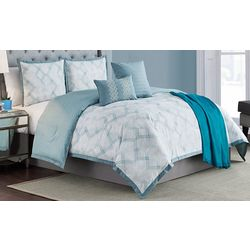 Ellen Tracy Berlin Microfiber Comforter Set