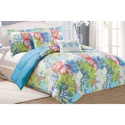 Panama Jack 5-pc. Sea Harvest Comforter Set