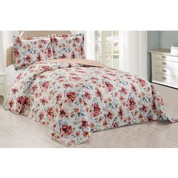 Jardin 3-pc. Fall Robin Bed Spread Set
