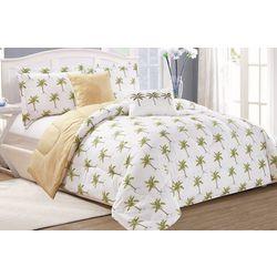 Panama Jack 5-pc. Palms Comforter Set