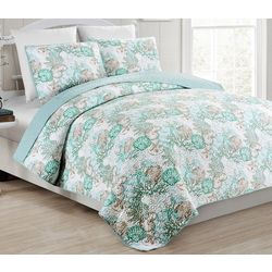 Panama Jack Sea Collection 3-pc. Quilt Set
