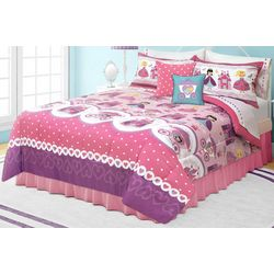 Colour Your Home Rosalie Comforter Set