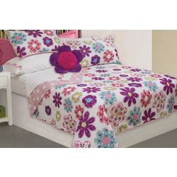 Colour Your Home Holly Comforter Set