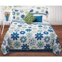 Colour Your Home Hayley Quilt Set