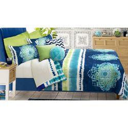 Colour Your Home Kaleidoscope Comforter Set