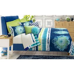 Colour Your Home Kaleidoscope Comforter Set