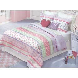 Colour Your Home Sofia Comforter Set