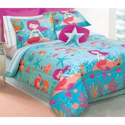 Colour Your Home Adella Comforter Set