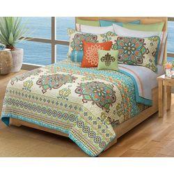 Urban Comfort Majorca Quilt Set