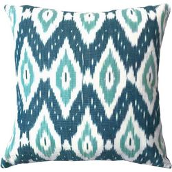 Mod Lifestyles Diamond Print Decorative Pillow