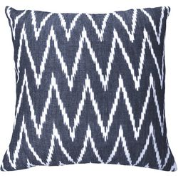 Mod Lifestyles Chevron Print Decorative Pillow