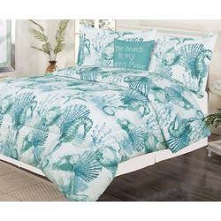 Tropic Winds Rachel Starfish Comforter Set