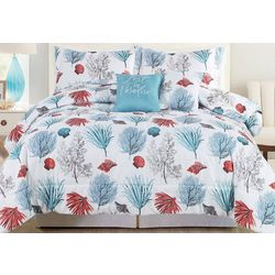 Tropic Winds Isle Comforter Set