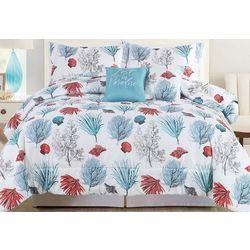 Tropic Winds Isle Comforter Set