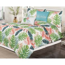 Tropic Winds Kona Comforter Set