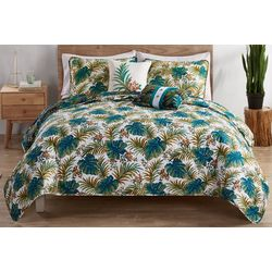 VCNY Home Key West Quilt Set