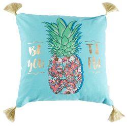 Simply Southern BeYoutiful Pineapple Decorative Pillow
