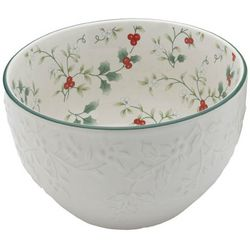 Pfaltzgraff Winterberry Embossed Cereal Bowl