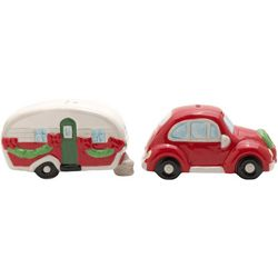 Pfaltzgraff 2-pc. Winterberry Car & Trailer Shaker Set
