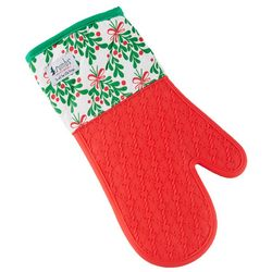 DM Merchandising Holiday Silicone Oven Mitt