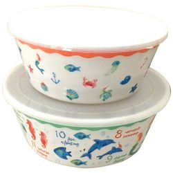 Brighten the Season 2-pc. 12 Days Christmas Nested Bowl Set