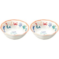 Brighten the Season 2-pc. 12 Days Christmas Appetizer Bowl