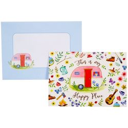 Cape Shore Happy Camper Boxed Note Cards