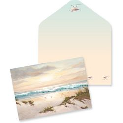 Cape Shore Beach Boxed Note Cards